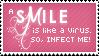 A Smile by mylastel
