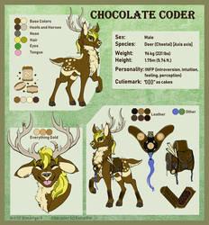 Chocolate Coder Ref-sheet
