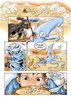 Calamares malvados by Chocolerian