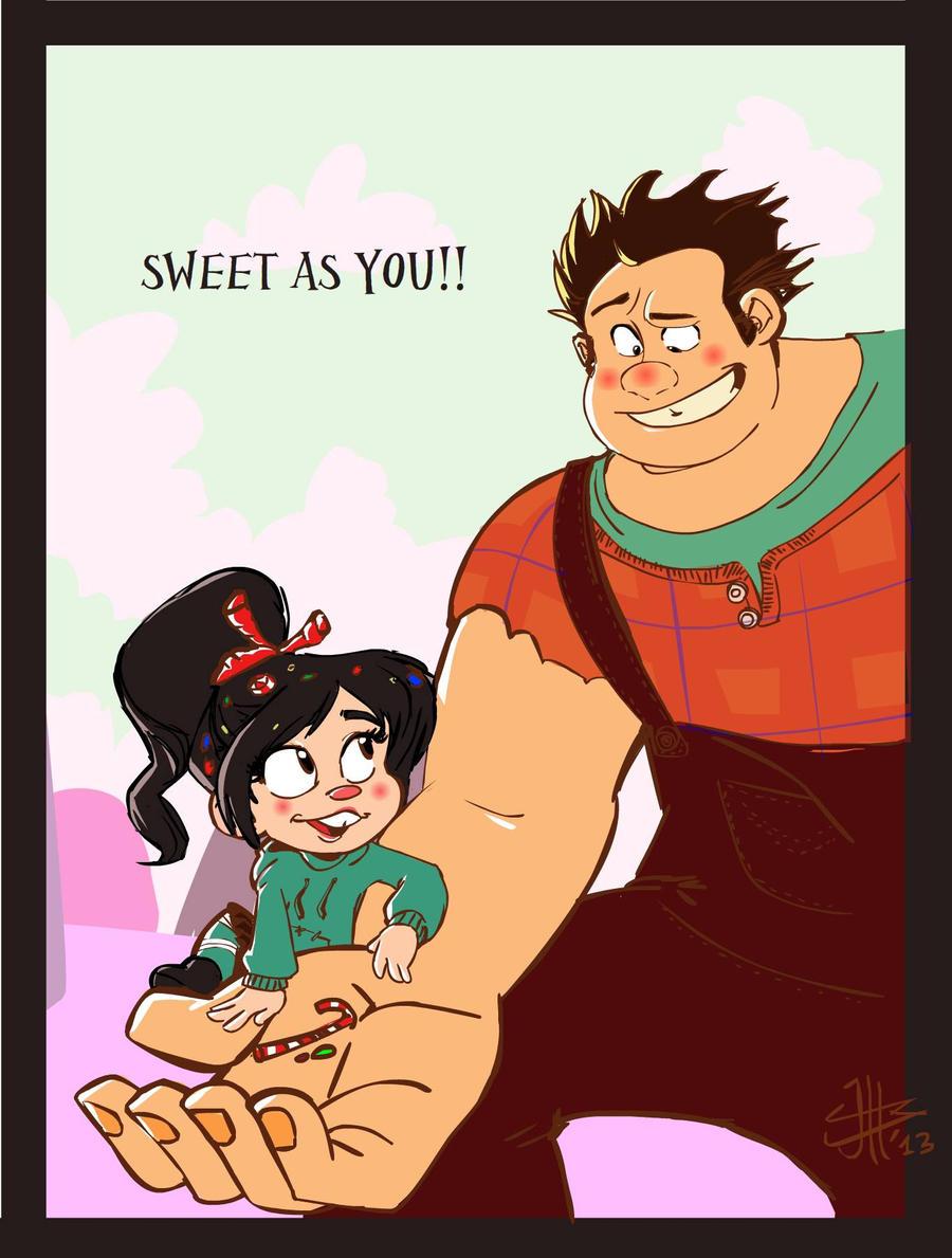 So sweet... by Chocolerian
