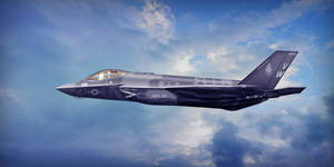 VMFA 314TH F35-C Lightning II