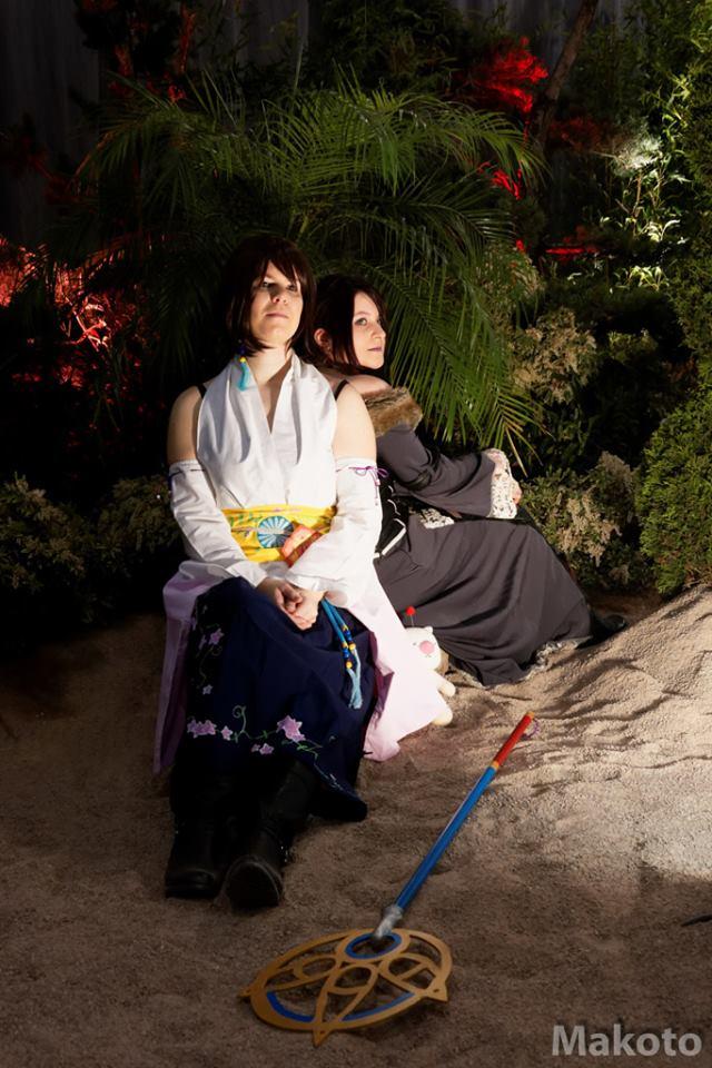 Yuna and Lulu by angel207