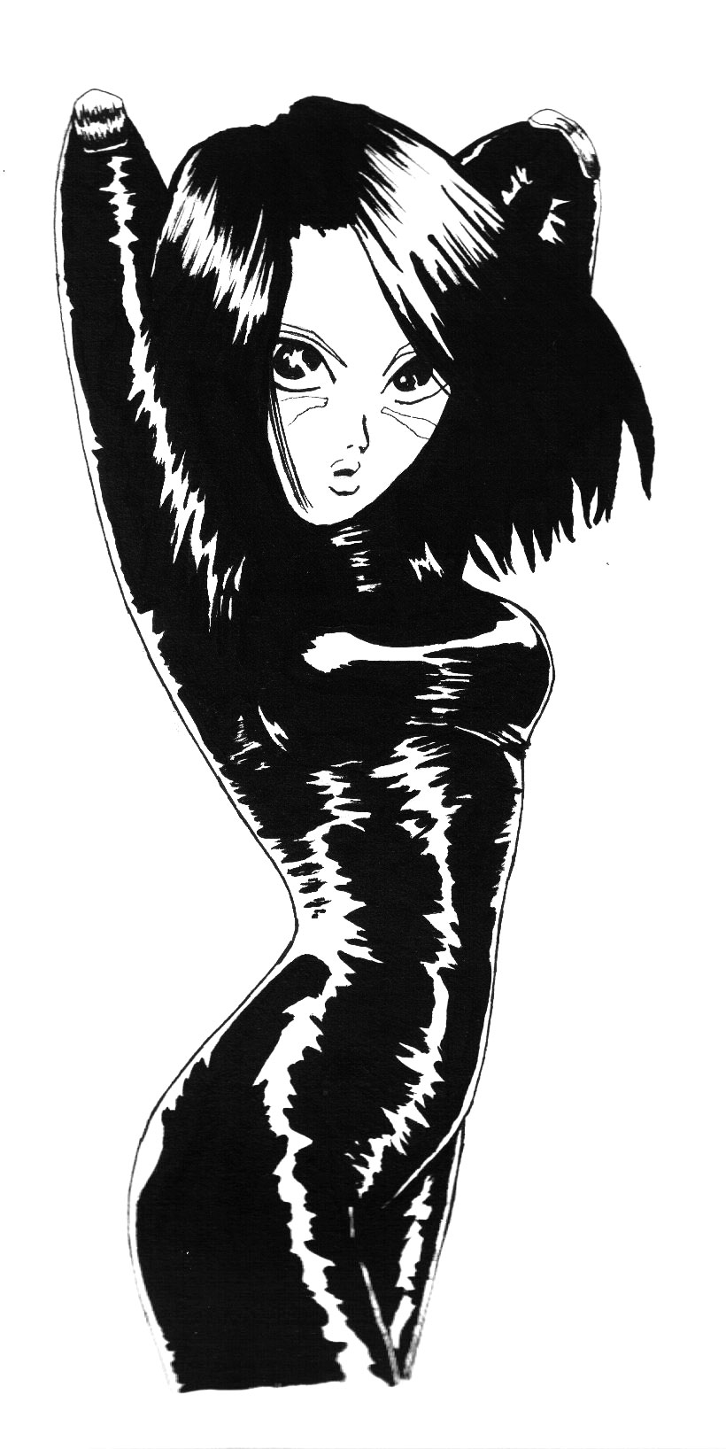 Gally Battle Angel Alita by Picmeo