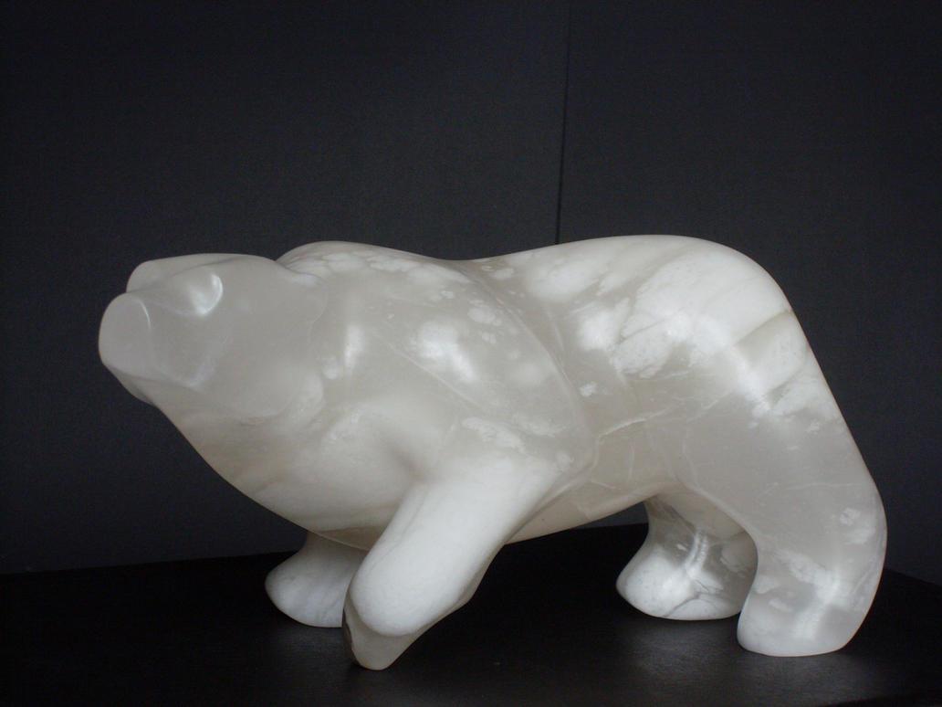 The Ice Bear by HairyHippo