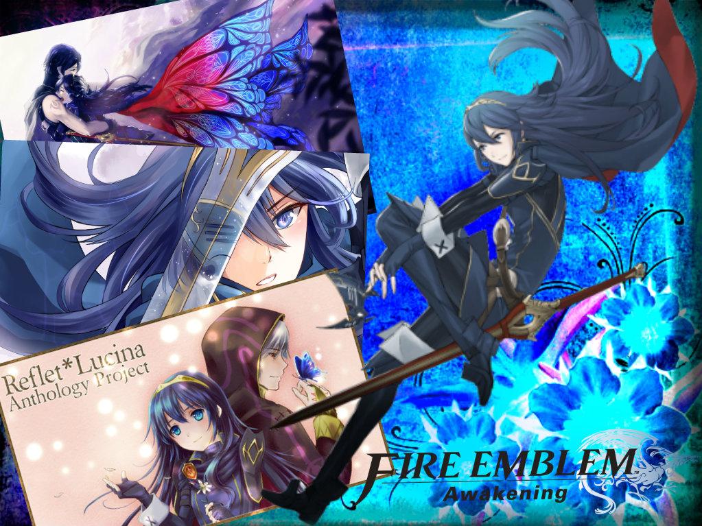 Lucina Fire Emblem Wallpaper Fire Emblem Awakening Lucina