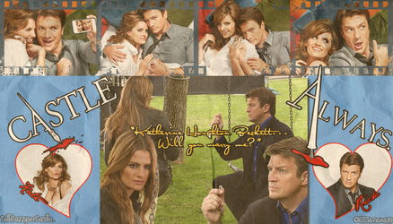 Caskett - Marry me by CCSerena89
