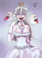 King Boo (Boosette) by Demian Kiddo by DemianKiddo