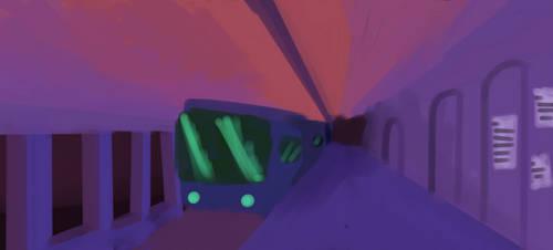 Metro by LammarWesley