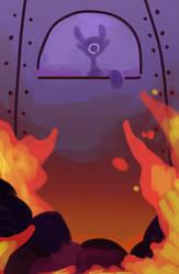 Incinerator by LammarWesley