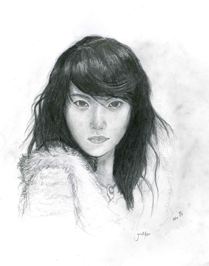 A Korean Girl Study By Yoarikso On DeviantArt