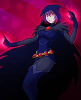 Raven (Rebirth) Commission by DarthGuyford