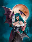 Morrigan by AnnaSinthetic