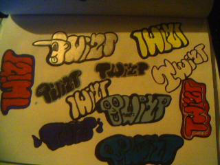 Throwups