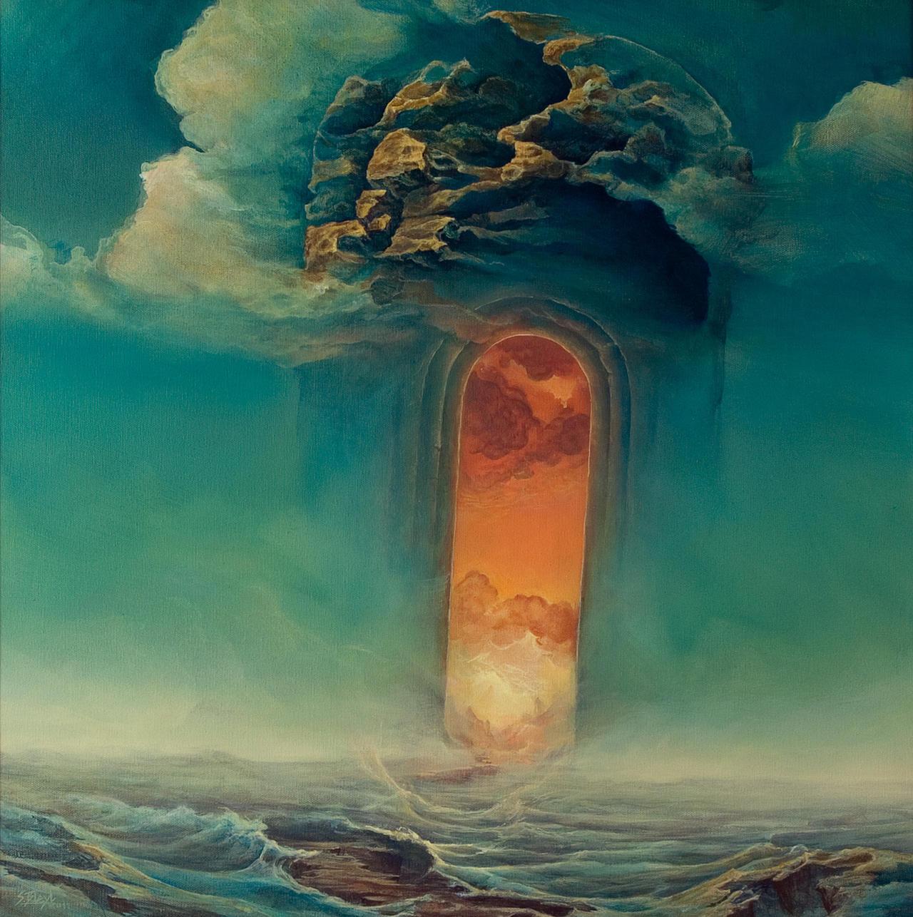 Back to the deep lands II by Scheinlicht
