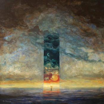 Back to the deep lands III by Scheinlicht