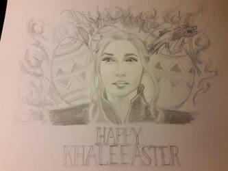 Happy Khaleeaster rough draft