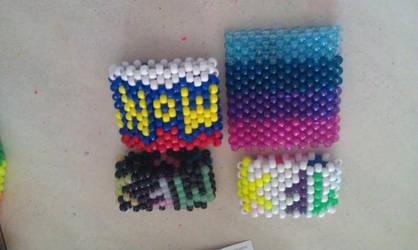 kandi singles and cuffs