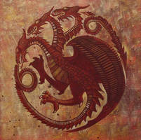 Fire and Blood. by JesmondCat