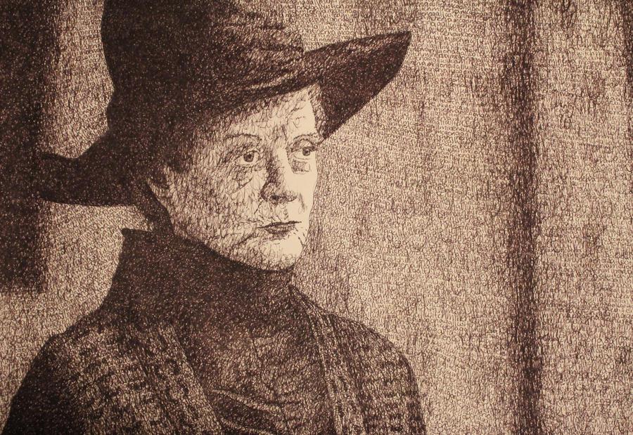 Minerva Mcgonagall the Witch