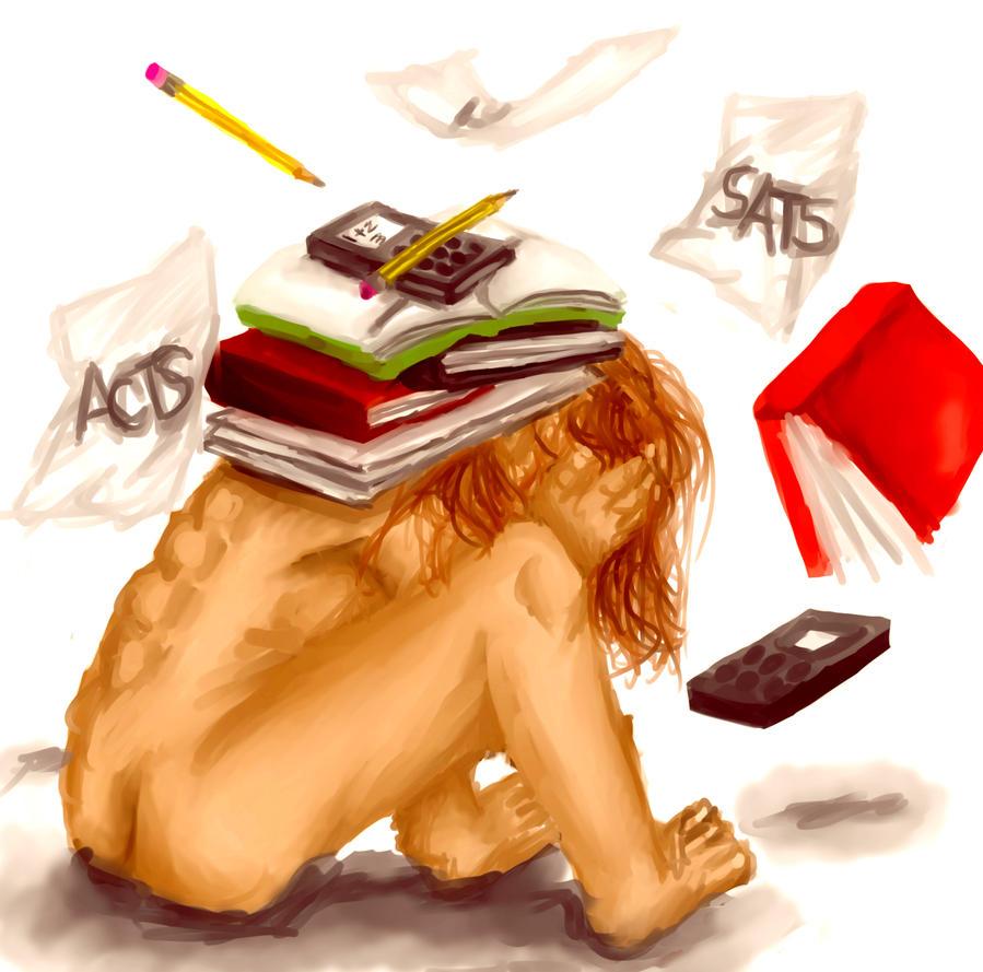 School is poison by nubblebubble123