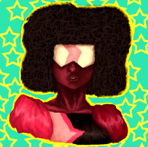 Garnet Rules by nubblebubble123