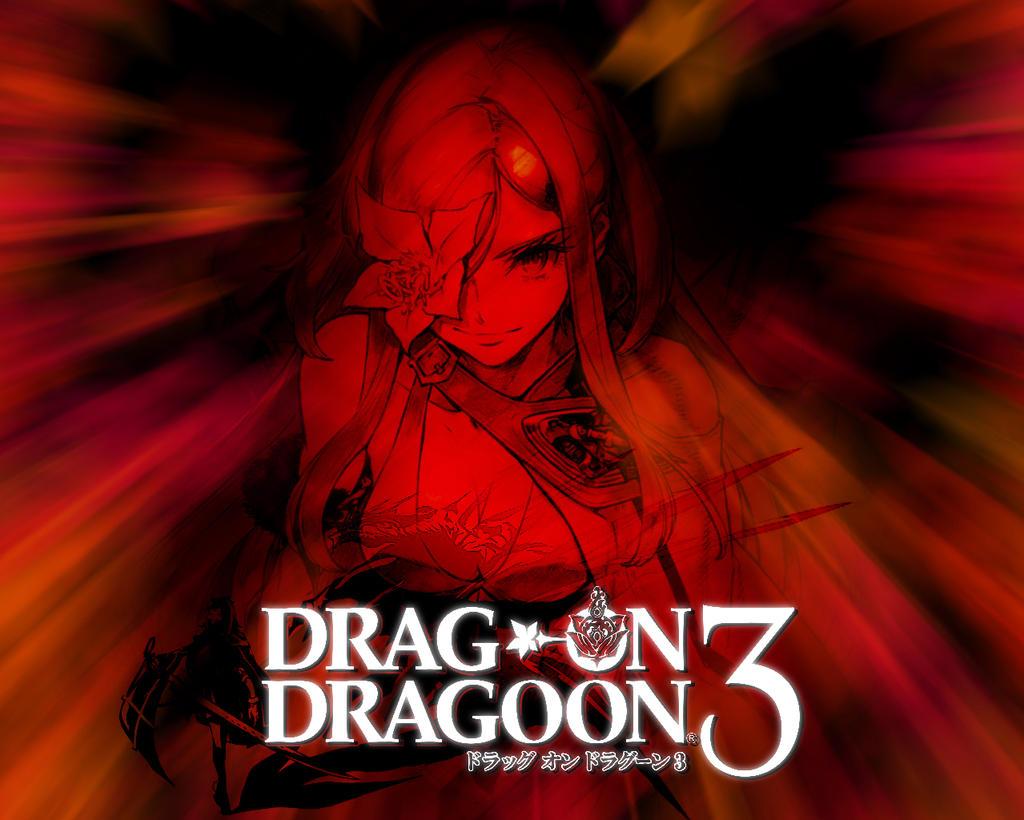 Drag-on Dragoon 3 / Drakengard 3 Zero Wallpaper #2 By