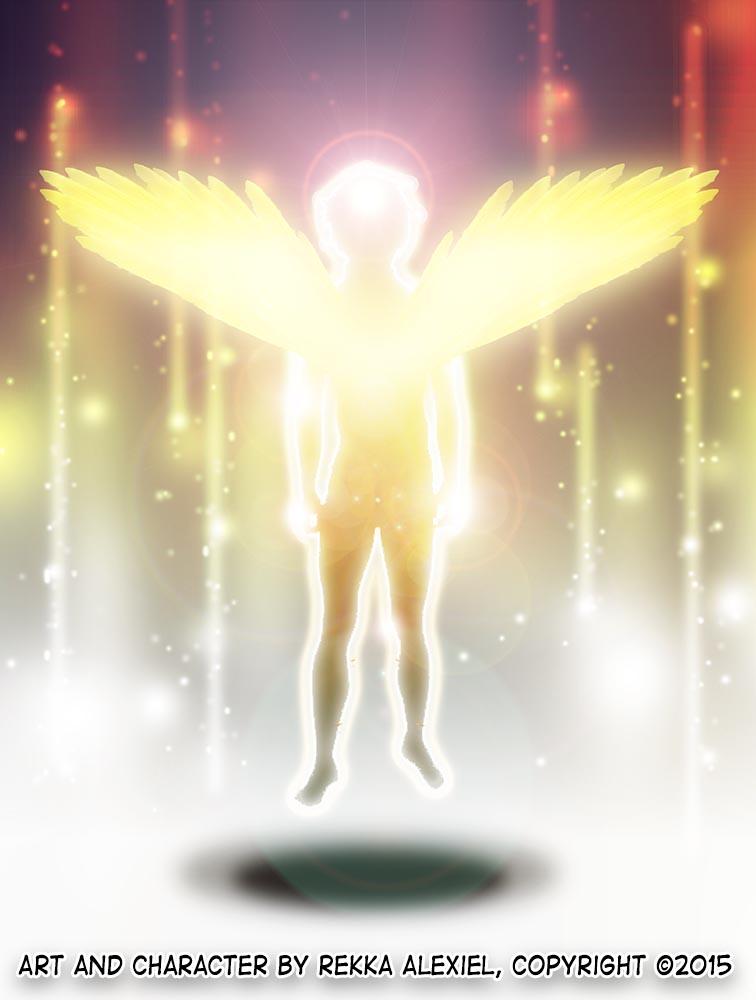 The Light's Awakening by rekka-alexiel