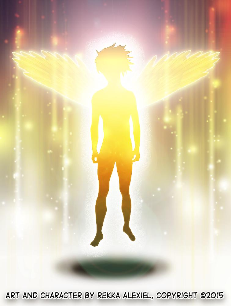 The Light's Awakening - Version 2 by rekka-alexiel