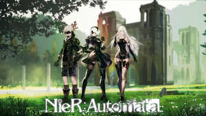 NieR:Automata - Wallpaper