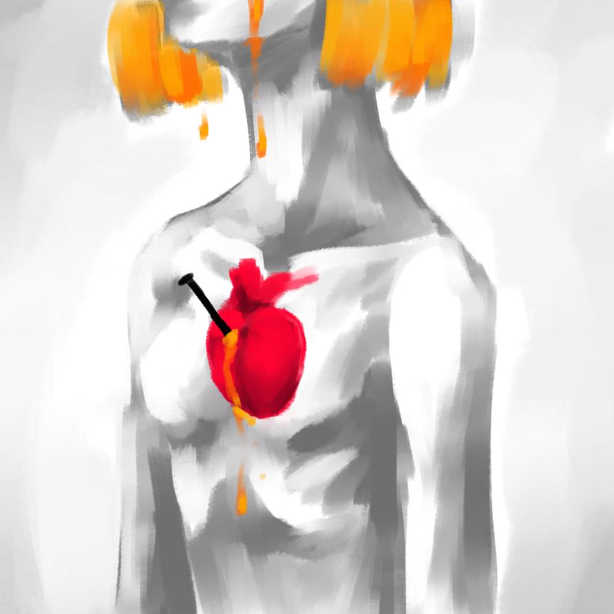 .:Dread In My Heart:. by Kizzzzziiiii
