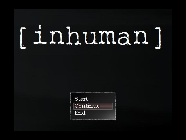 [inhuman] demo v.1.1 by AliceXOffered