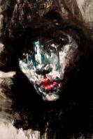 Harlequin Widow by micar4