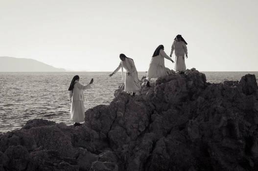 Nuns, Capo di Milazzo