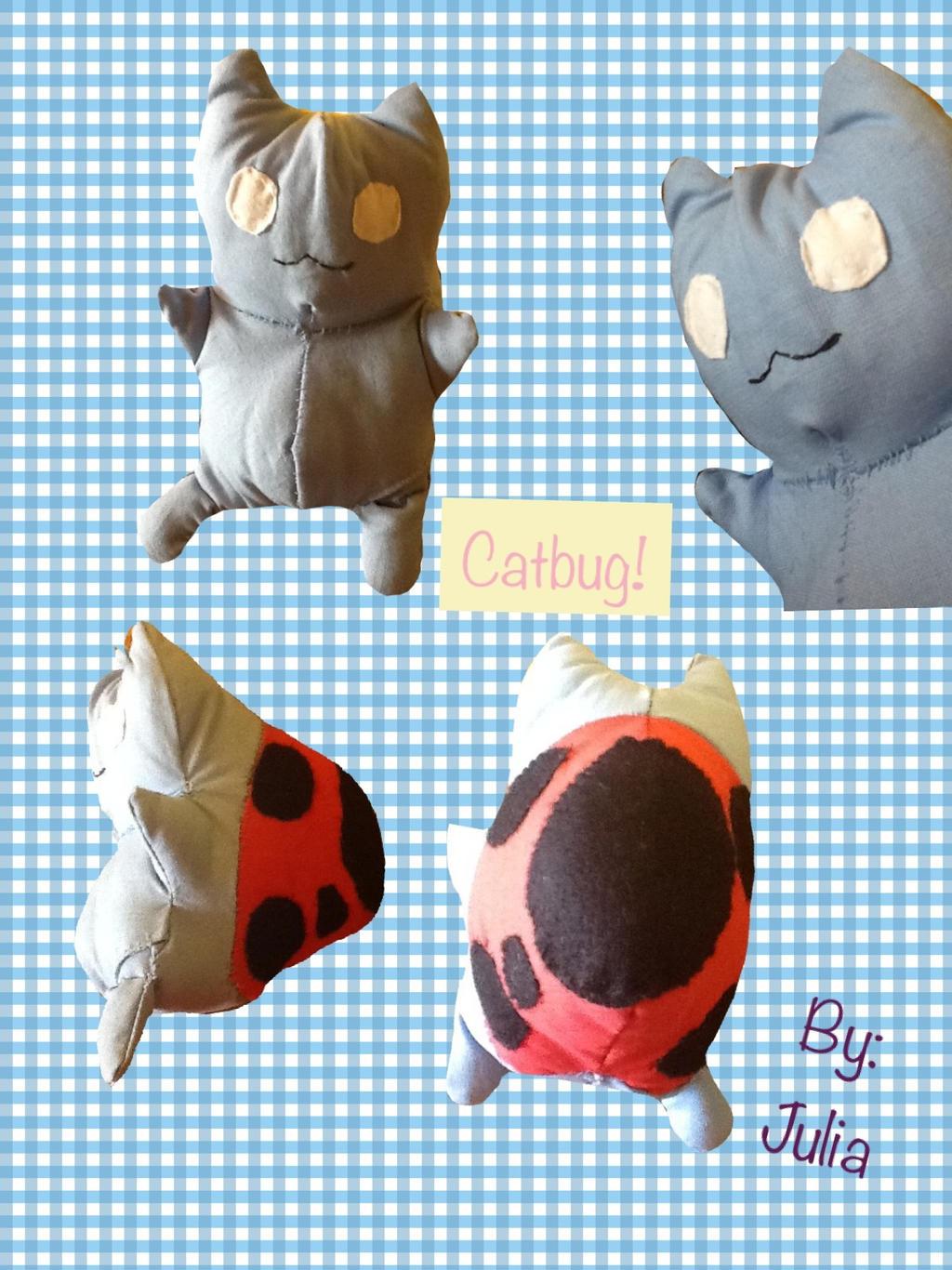 Catbug Plush Pattern Pics Download