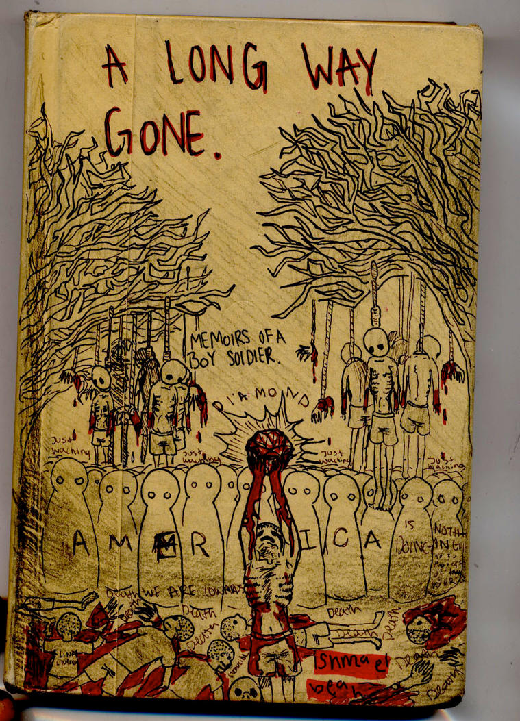 a long way gone 4 way Get all the key plot points of ishmael beah's a long way gone on one page   detailed quotes explanations with page numbers for every important quote on  the.