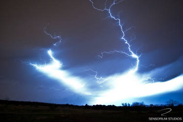 Lightning by SensoriumStudios