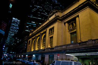 Grand Central by SensoriumStudios