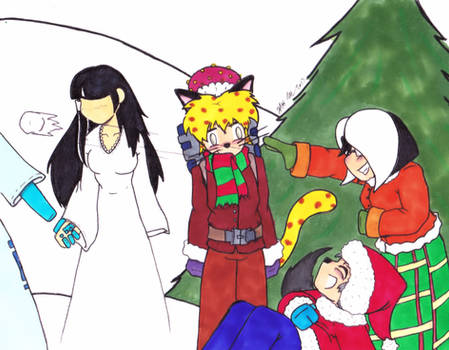 Christmas 2017 Panel 3 colored
