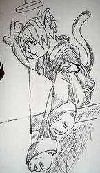 Dark Claw by Catboy-Trades
