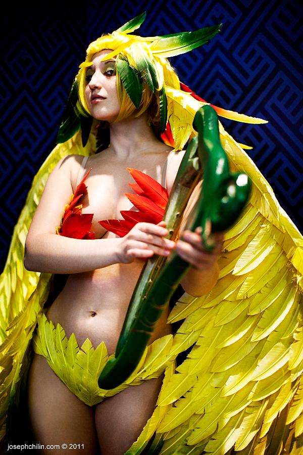 Final Fantasy VIII Siren by etaru