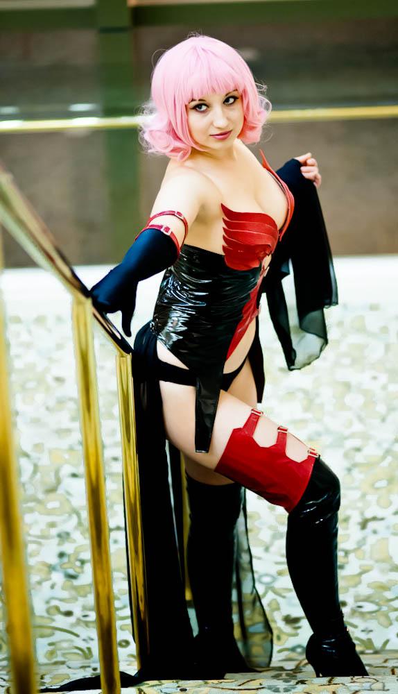 Karen Kasumi - Firefly by etaru