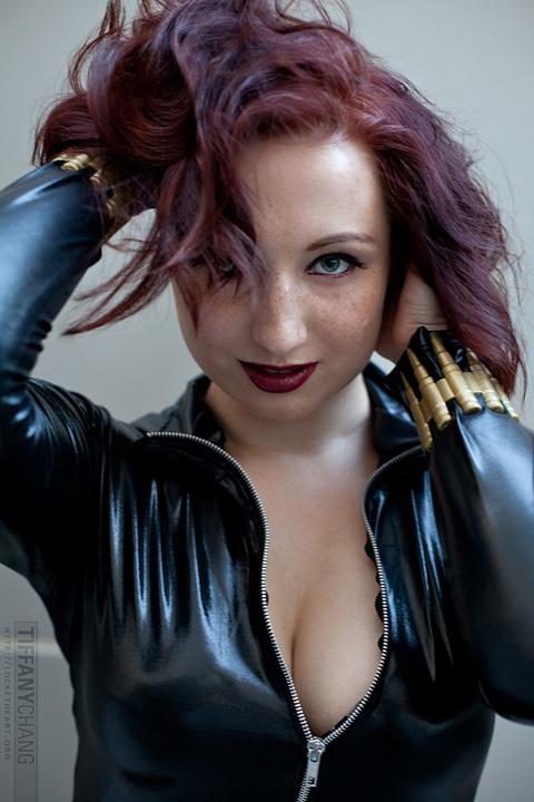 Marvel - Natasha Romanovna by etaru