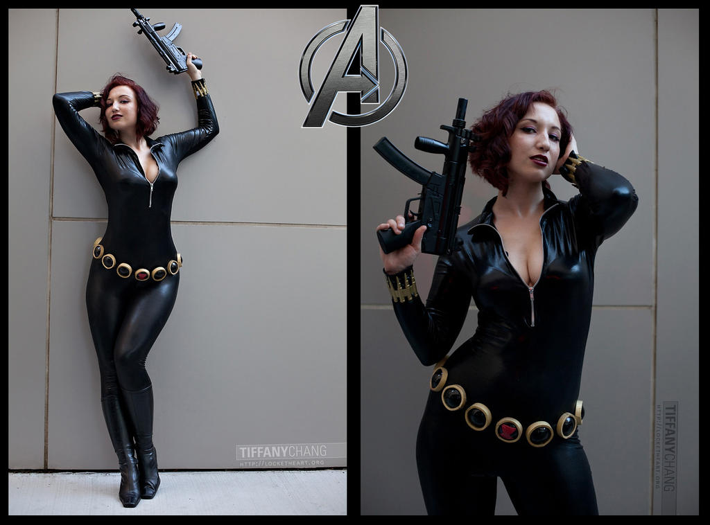 Black Widow - Another Way to Die by etaru