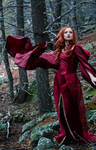 Melisandre the Red Woman