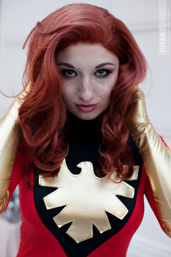 Dark Phoenix - The Devil Within by etaru