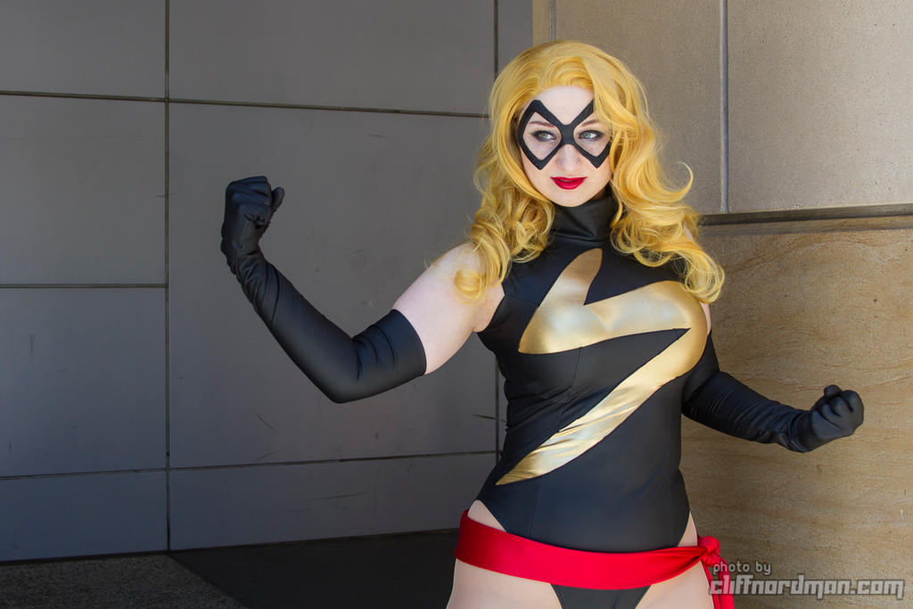 Ms Marvel Kotobukiya by etaru