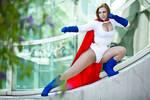 New 52 Powergirl