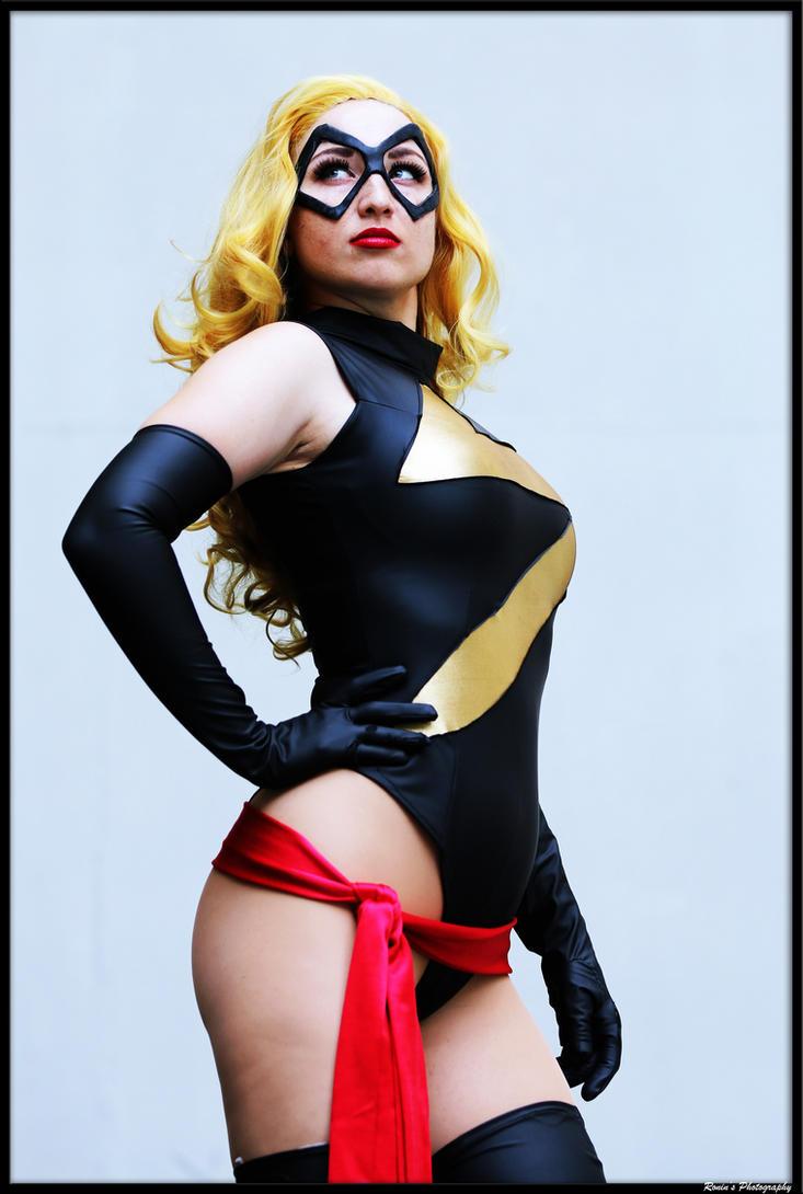 Carol Danvers - Before she was Captain by etaru