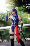 X-Men Psylocke ~ Sleek Assassin