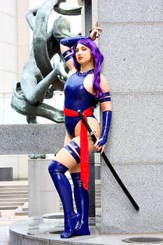 X-Men - Psylocke -